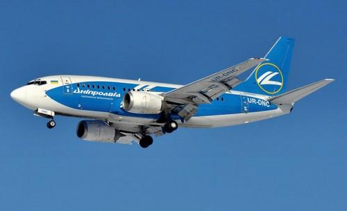 самолет Днеправиа